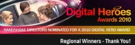Regional Digital Hero Award Winners – Thank you for your votes